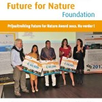folder voor Future for Nature