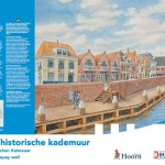 Hoogheemraadschap: restauratie kademuur Hoorn (i.s.m. JBT Ontwerp)