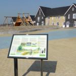 Informatiepaneel archeologiepark Nissewaard