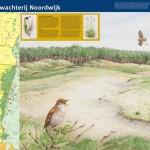 informatiepaneel_Staatsbosbeheer_Boswachterij Noordwijk