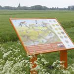Informatiepaneel Weidevogelboerderijen Vogelbescherming